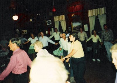 S&P Dancing at Monroe circa 1988